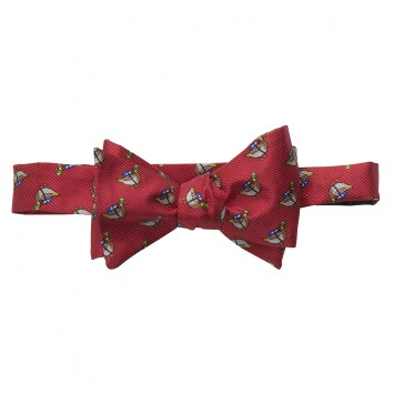 WM. Lamb & Son - Duck Diver Bow- Red